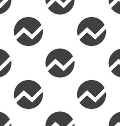 Diagram seamless pattern vector