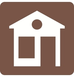 House building vector