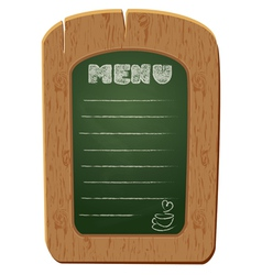 Board menu 380 vector