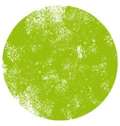 Textured green dot vector