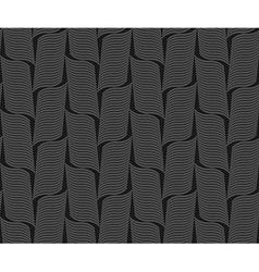 Satin wallpaper pattern vector