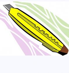 Blade vector