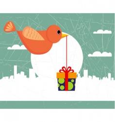 Птички с подарками