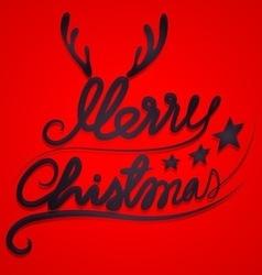 Holidays christmas vector