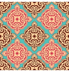 Seamless abstraction orient style vector