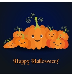 For the celebration of halloween vector