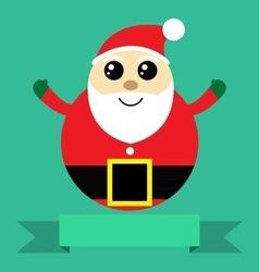 Holidays santa claus vector