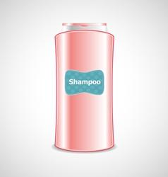 Shampoo vector