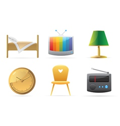 Icons for home vector