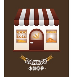 Bakery shop vector