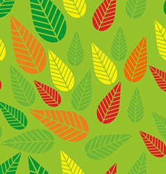 Autumn leaf 8 vector