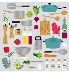 Cooking clipart vector