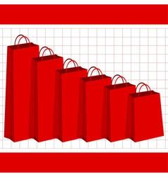 Losing purchasing power vector