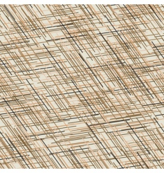 Abstract background as textile canvas vector