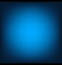 Blue honeycomb texture vector