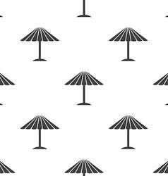 Parasol seamless pattern vector