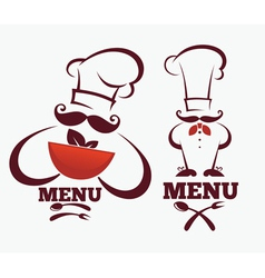 Kitchen professionals vector