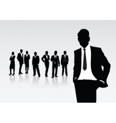 People business vector