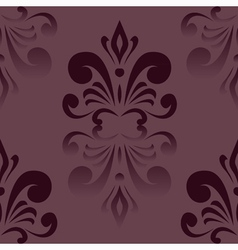 Seamless vinous pattern vector