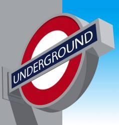 Underground vector