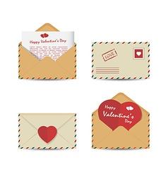 Envelope icon vector