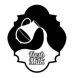 Fres milk vector
