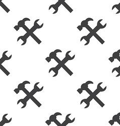 Repair seamless pattern vector