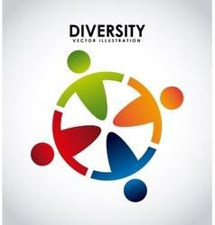 Diversity concept vector