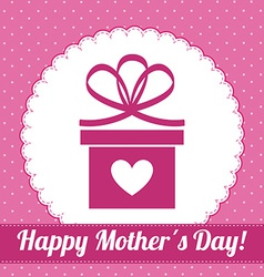 Mothers day vector