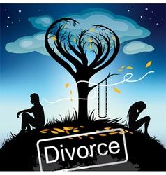 Divorce vector