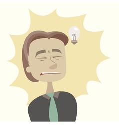 There is no brilliant idea vector