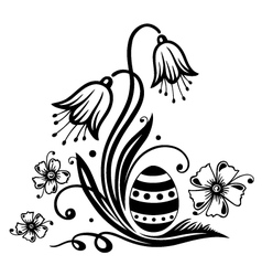 Easter easter egg vector
