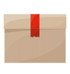 Delivery package vector