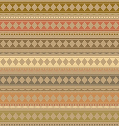 Abstract ethnic texture seamless fabric pattern vector