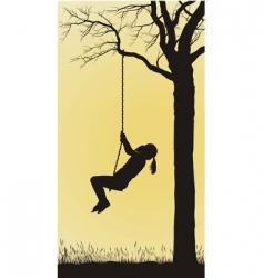 Tree swing vector