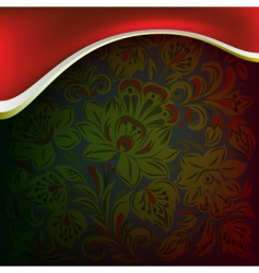 Wallpaper template vector