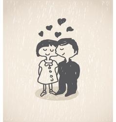 In love vector