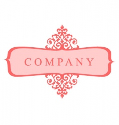 Vintage logo for photography business vector