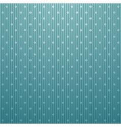 Blue polka dot corrugated cardboard background vector