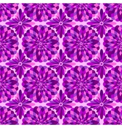 Abstract seamless pink pattern vector