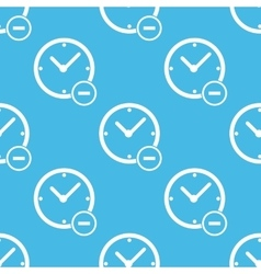 Reduce time pattern vector