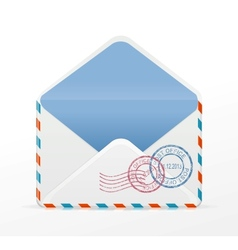 Detailed envelope vector
