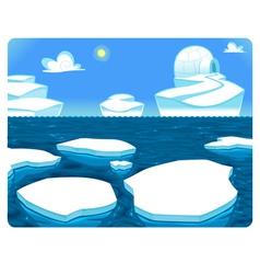 Polar scene vector