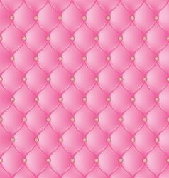 Abstract upholstery on a pink background vector