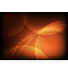 Orange abstract backgrounds vector