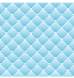 Abstract upholstery on a blue background vector