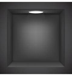Showroom vector
