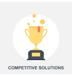 Competitive solutions vector