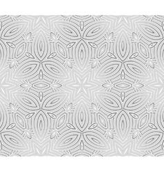 Vintage seamless wallpaper vector