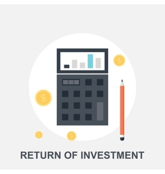 Return of investment vector